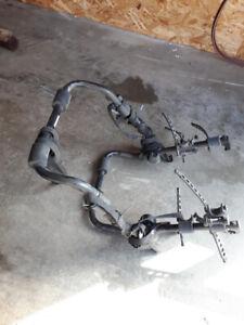 Trunk bike mount