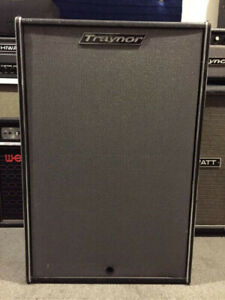 Traynor Super Twin 15 YT-15 2x15 Vintage Cabinet