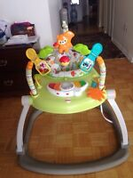Fisher price Bouncy Jumperoo $40