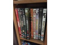 Lots of Dvd's for sale