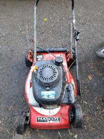 Mountfield petrol lawnmower with Honda 4.5 engine. Spares or repair