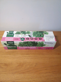 Home Grown Kitchen Garden. (New and Boxed)
