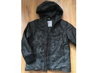 Black boys jacket age 5 years