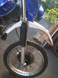 Yamaha xt600e 4pt model