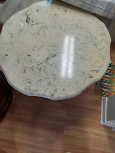Antique Real Marble Tables