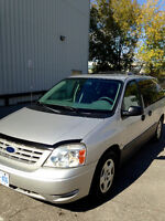 2004 Ford Freestar Advanced Trac 157Kms Etested Certified $2500