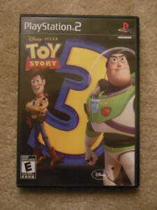 Toy Story 3 for PS2