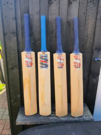 England v Sri Lanka & Durham signed bats