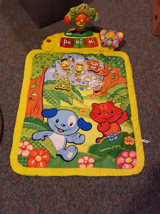 Tummy Time Mat for Babies