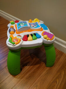 Leap Frog play toy table