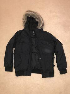 North Face Men's Gotham Jacket - Medium - Black
