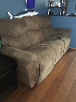 Lazy boy couch and love seat 1800.00 OBO REDUCED
