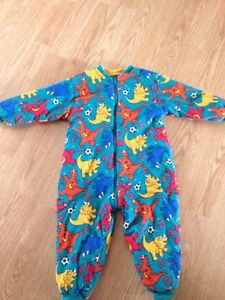 Reversible  coat - two designs (6-12 months)