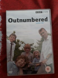 Outnumbered series one