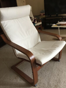 Ikea Poang Chair needs a new home