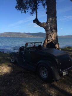 1930 Ford Hot Rod Roadster $37,500.00 Derwent Park Glenorchy Area Preview