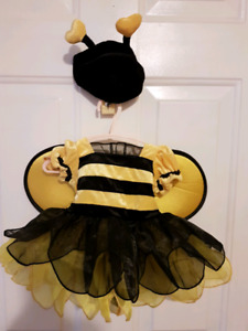 Infant size 3 months Bee costume