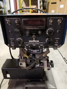 Used Miller Dual D-52A Wire Feeder