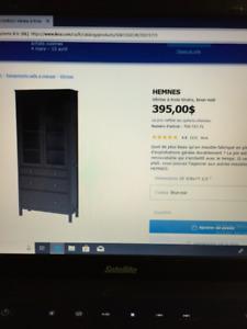Armoire Ikea Hemnes