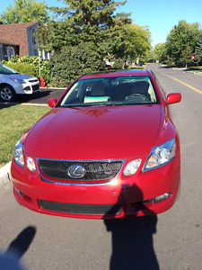 2007 Lexus GS 350 Sedan