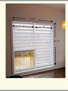 verre de remplacement pour porte patio avec stores heju blog deco diy lifestyle. Black Bedroom Furniture Sets. Home Design Ideas