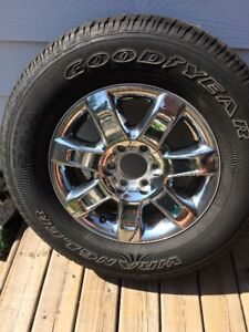 F150 Wheel and tire $50