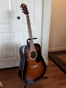 Great Condition Acoustic Guitar