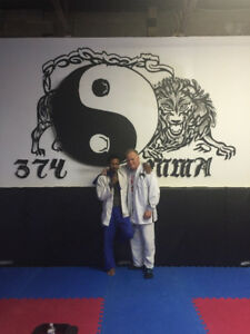 Train 1 on 1 with a Gracie Certified Instructor.  BJJ, Muay Thai