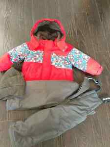 Gusti Snowsuit size 2.-used twice only!!! Cambridge Kitchener Area image 1