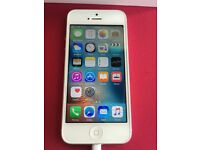 iPhone 5 Silver/white 16GB