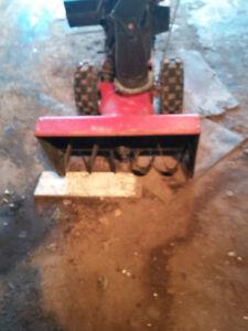 8 hp snowblower 24 inch cut