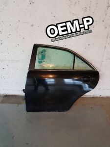 2007 to 2011 TOYOTA CAMRY REAR DRIVER DOOR PORTES