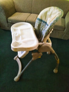 Chaise Haute Adaptable Bb High Chair Baby Infant