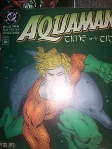 Various low issue Comics in Excellent condition