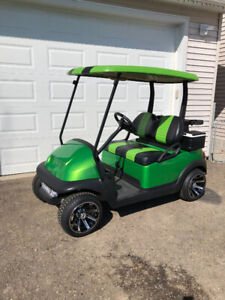 Golf Cart - Lucky Leprechaun