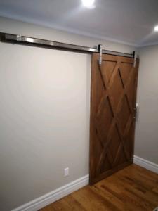 Custom Barn Doors! $700+