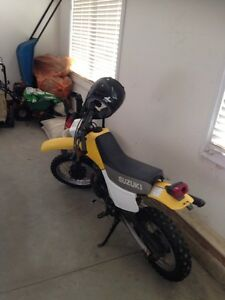 80cc dirt bike