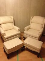 Bedroom chairs