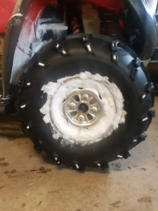 Trade 27 inch tires for 26 inch