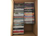 CD's - 58 albums & 7 singles