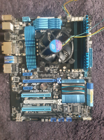ASUS P8Z68-V PRO + Intel I7 2600K + 8GB Corsair Vengenace DDR3