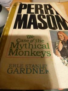 Erle Stanley Gardner Book  ( Perry Mason )