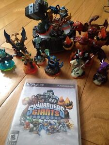 Skylanders with PS3 Game