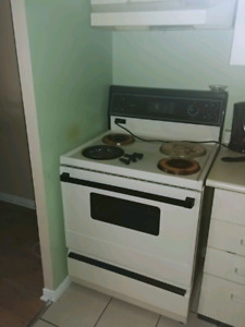 Kenmore electric stove working condition.