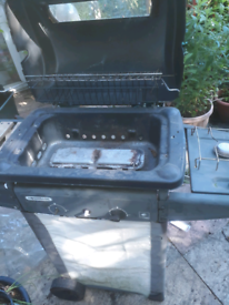 Gas barbeque £35
