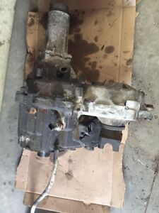 1998 z71 np234 push button transfer case