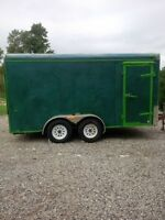 LOOKING TO GET A TRAILER PAINTED & AIR BRUSHED - TO START