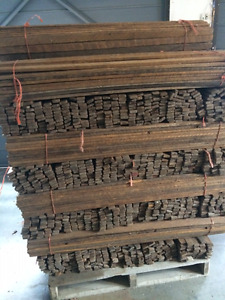 Tobacco slats for sale $10.00 per bundle