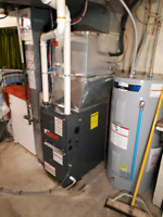 Need a furnace? A.c? Water heater? We can help .