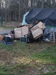 I am looking for someone to get rid of some scrap